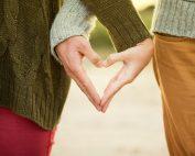 ръце сърце